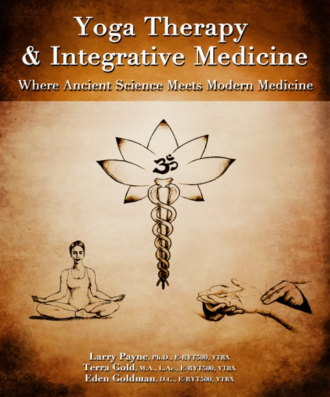 yoga therapy and integrative medicine cover