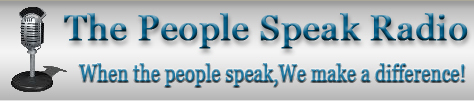 the people speak logo